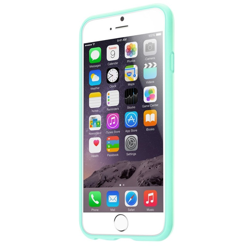 LAUT Huex Pastels iPhone 6 / 6S Spearmint - 2