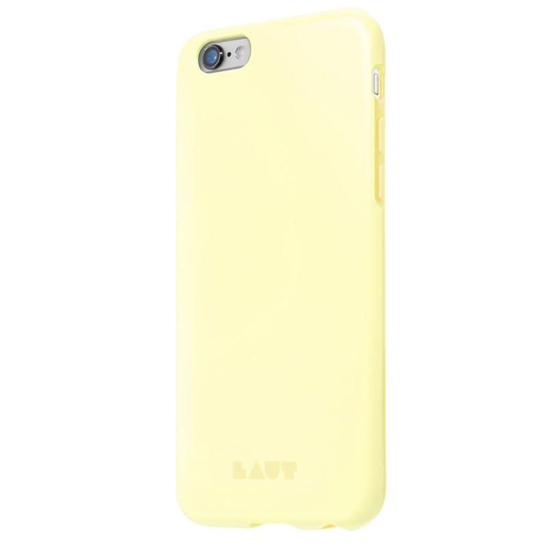 LAUT Huex Pastels iPhone 6 / 6S Yellow - 1