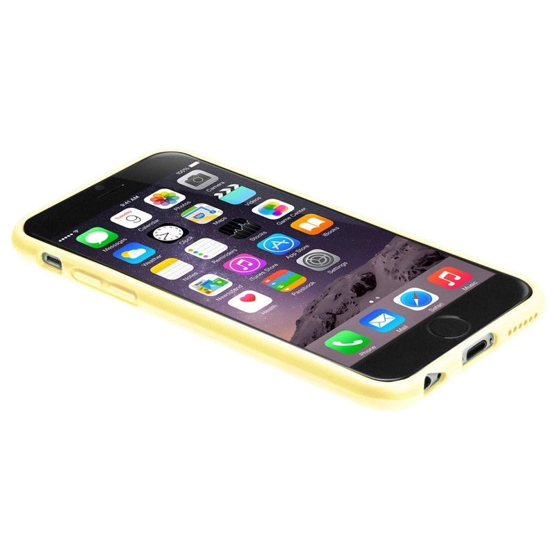 LAUT Huex Pastels iPhone 6 / 6S Yellow - 3
