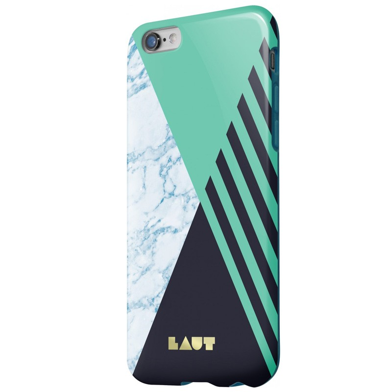 LAUT Huex iPhone SE / 5S / 5 Blue - 2