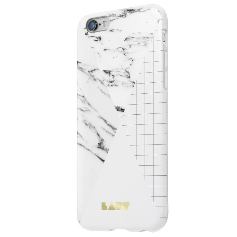 LAUT Huex iPhone SE / 5S / 5 White - 2