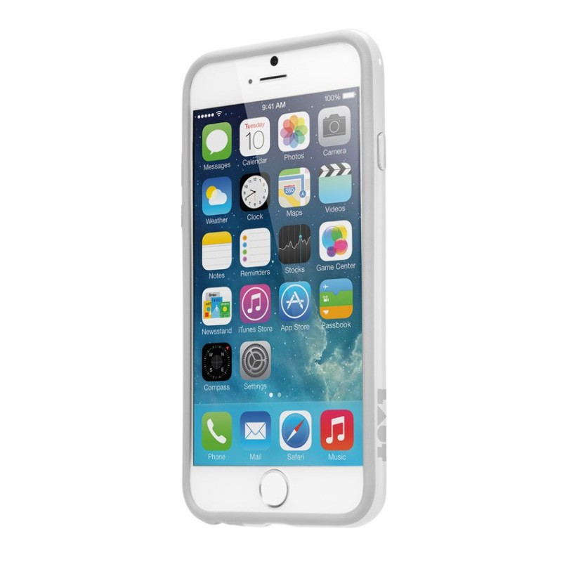 LAUT Loopie  iPhone 6 Plus White - 2
