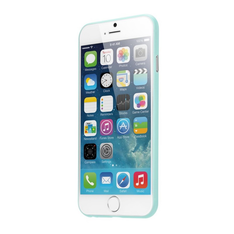 LAUT SlimSkin iPhone 6 Green - 2