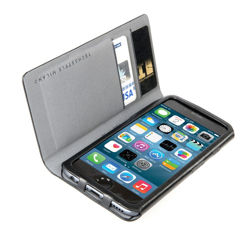 Tucano Leggero iPhone 6 Black- 4