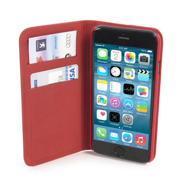 Tucano Libro iPhone 6 Red - 5