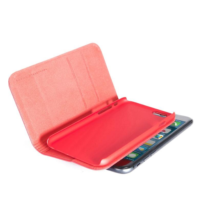 Tucano Libro iPhone 6 Red - 7