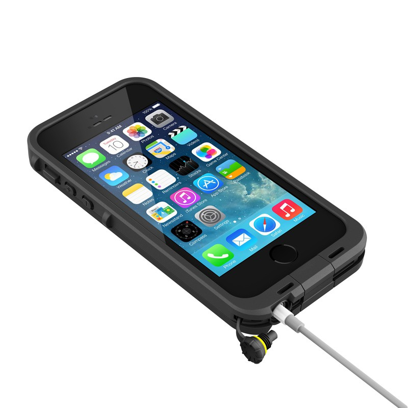 LifeProof Fré iPhone 5 / 5S Black - 6