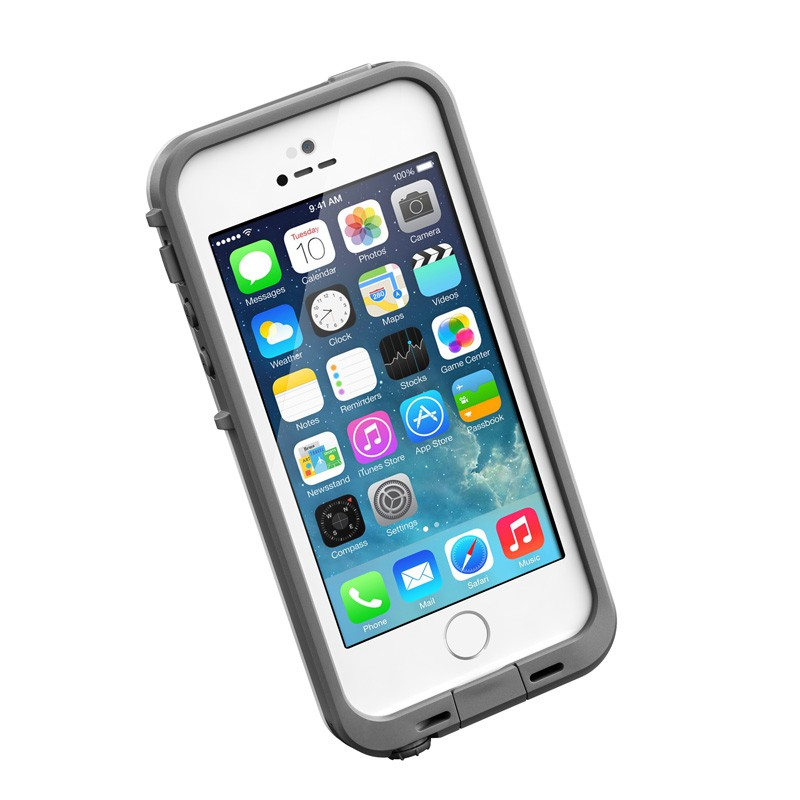 LifeProof Fré iPhone 5 / 5S White - 2