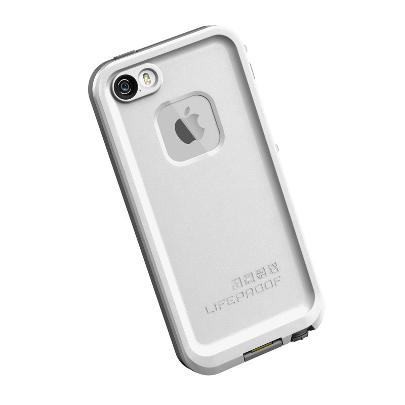 LifeProof Fré iPhone 5 / 5S White - 4