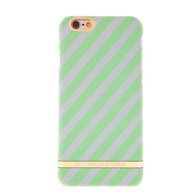 Richmond & Finch Lollipop Satin iPhone 6 / 6S Green - 1