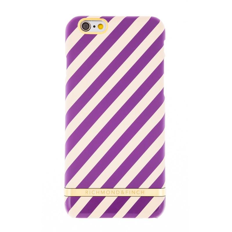Richmond & Finch Lollipop Satin iPhone 6 / 6S Lily Purple - 1