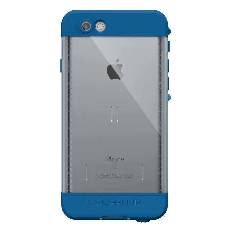 LifeProof Nüüd iPhone 6/6S Cliff Dive Blue - 3