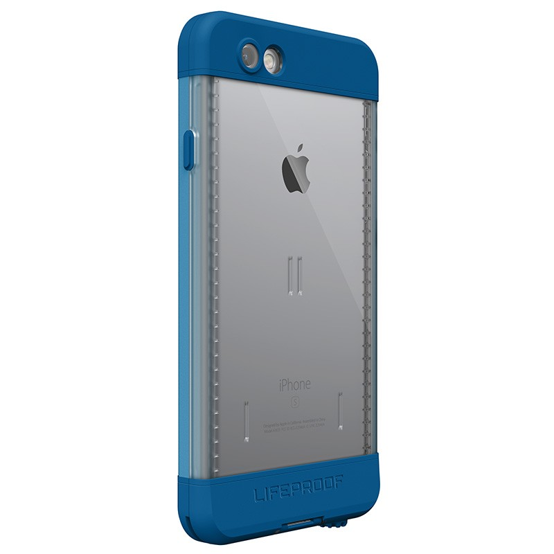 LifeProof Nüüd iPhone 6/6S Cliff Dive Blue - 4