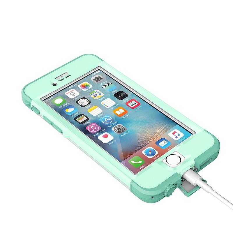 LifeProof Nüüd iPhone 6/6S undertow Green - 6