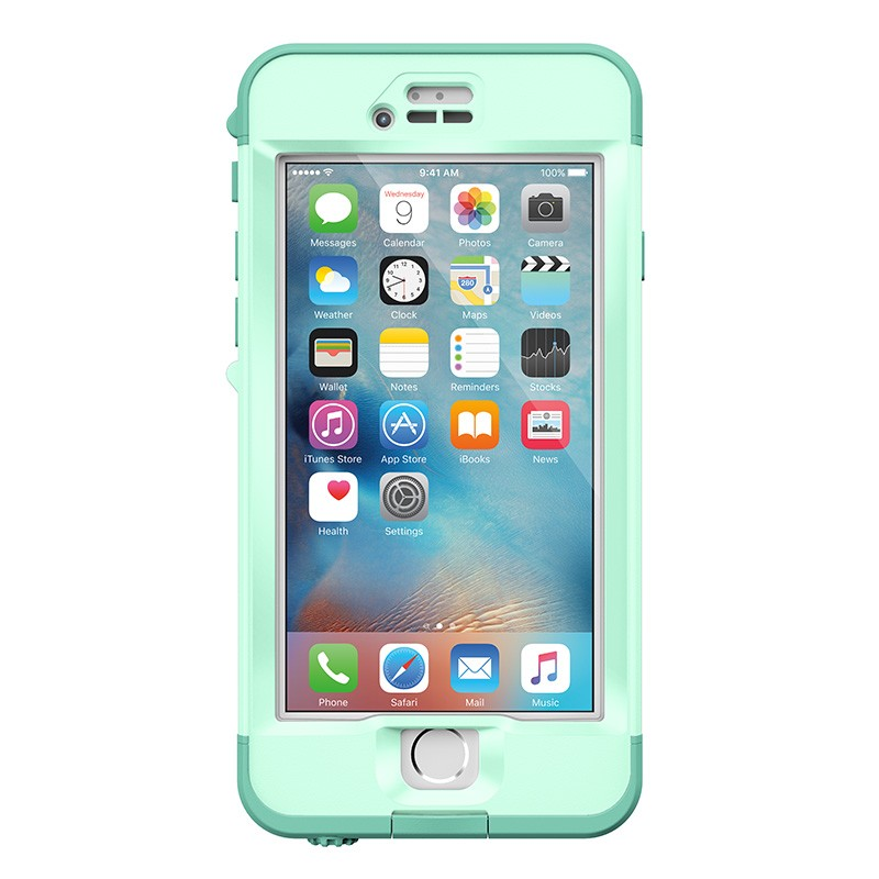 LifeProof Nüüd iPhone 6/6S undertow Green - 1