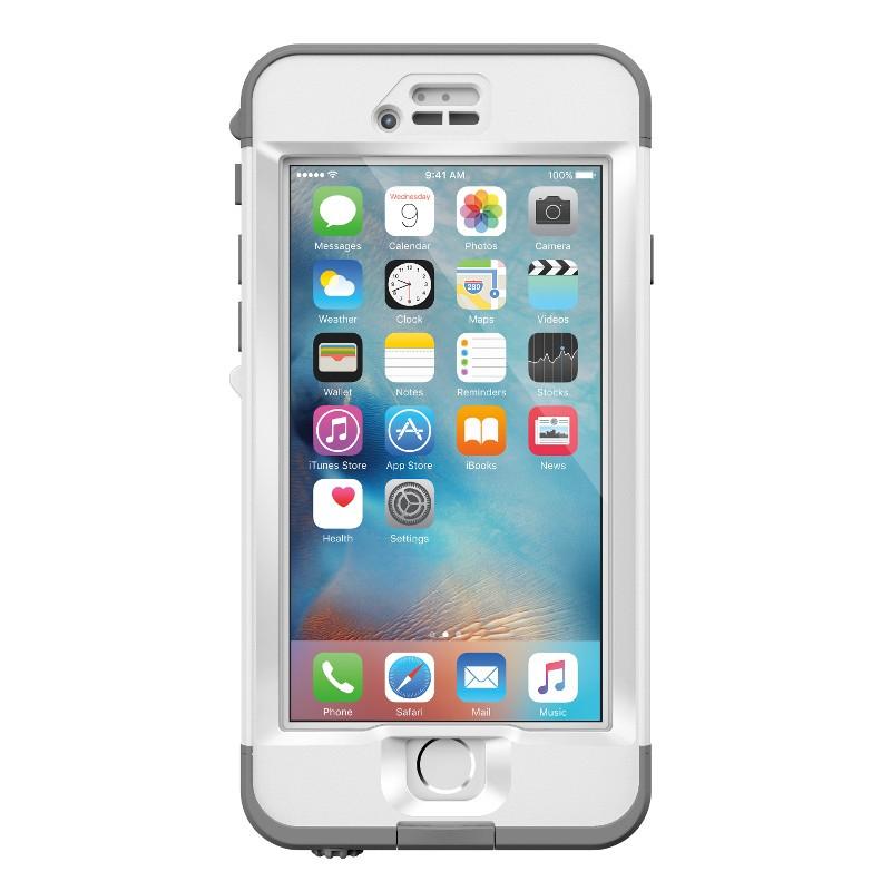 LifeProof Nüüd iPhone 6/6S White - 1