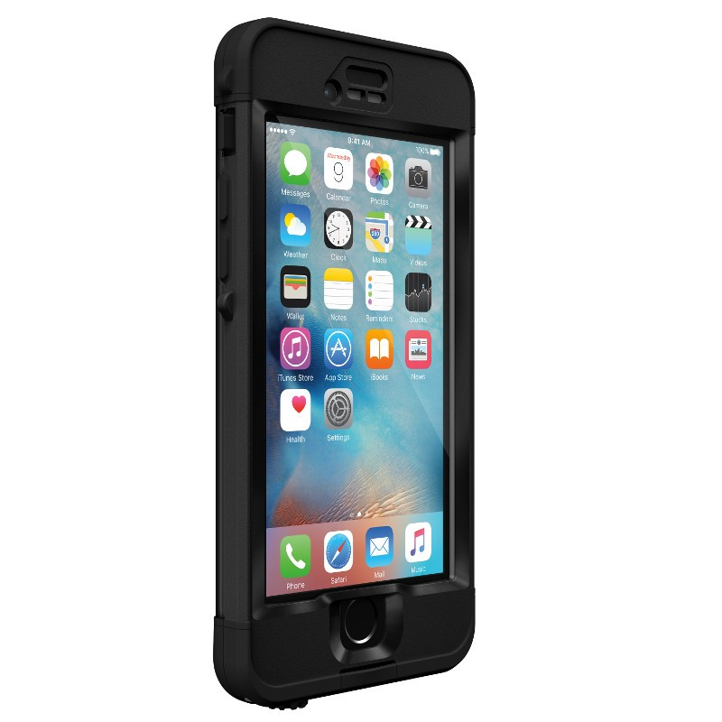 Lifeproof Nüüd iPhone 6/6S Black - 2