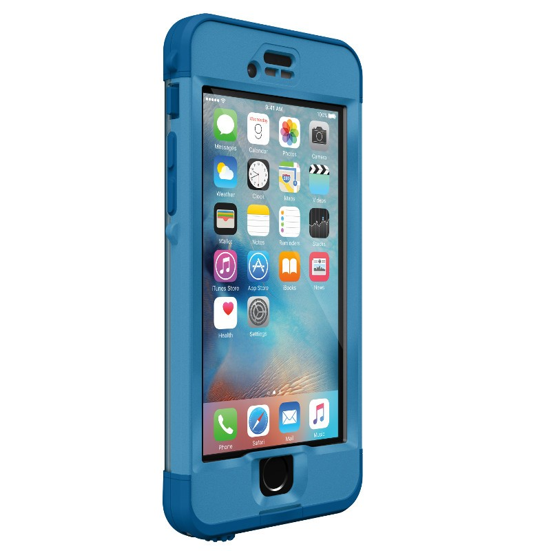 LifeProof Nüüd iPhone 6/6S Cliff Dive Blue - 2