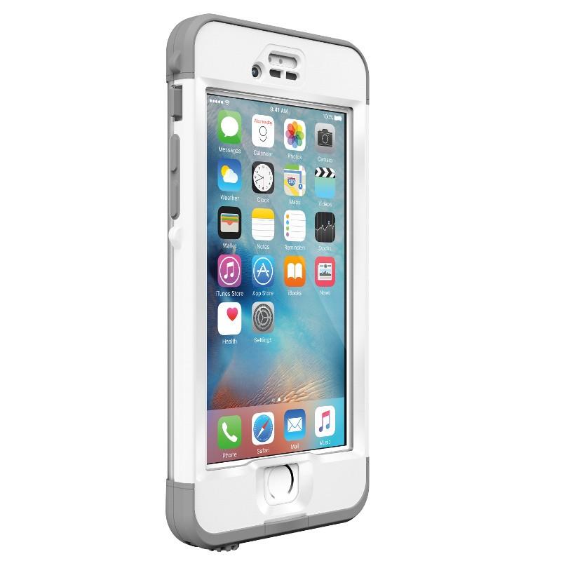 LifeProof Nüüd iPhone 6/6S White - 2