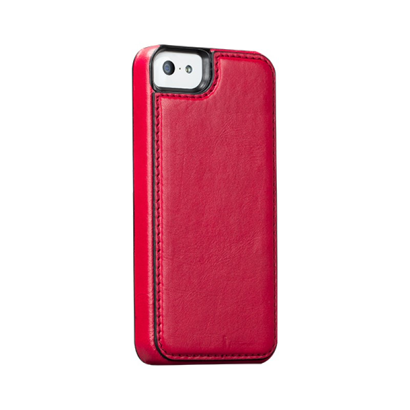 Sena Lugano Kontur iPhone 5C Red