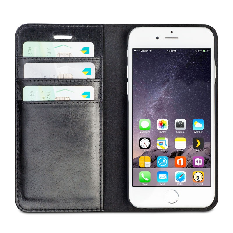 DBramante1928 Lynge iPhone 6 / 6S Black - 5