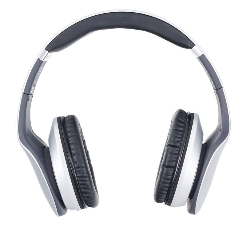 Xqisit LZ380 Bluetooth Headset Silver Matte - 3