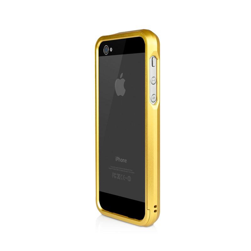 Macally Aluminium Frame iPhone 5 (Gold) 07