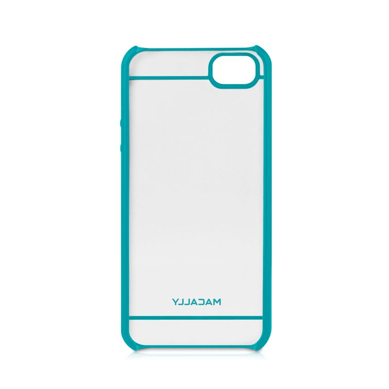 Macally Curve Case iPhone 5 (Turquoise) 03