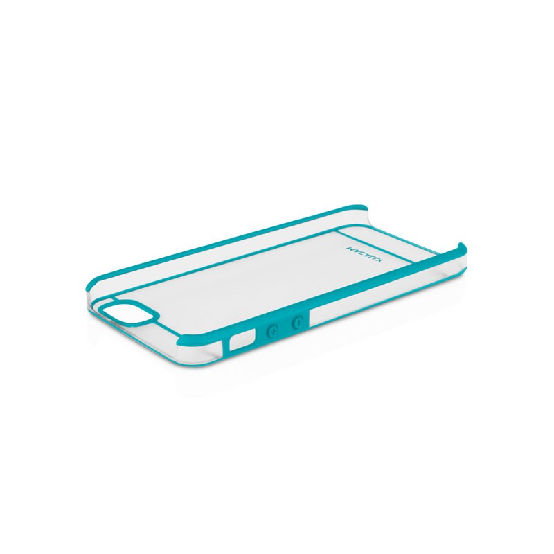Macally Curve Case iPhone 5 (Turquoise) 04