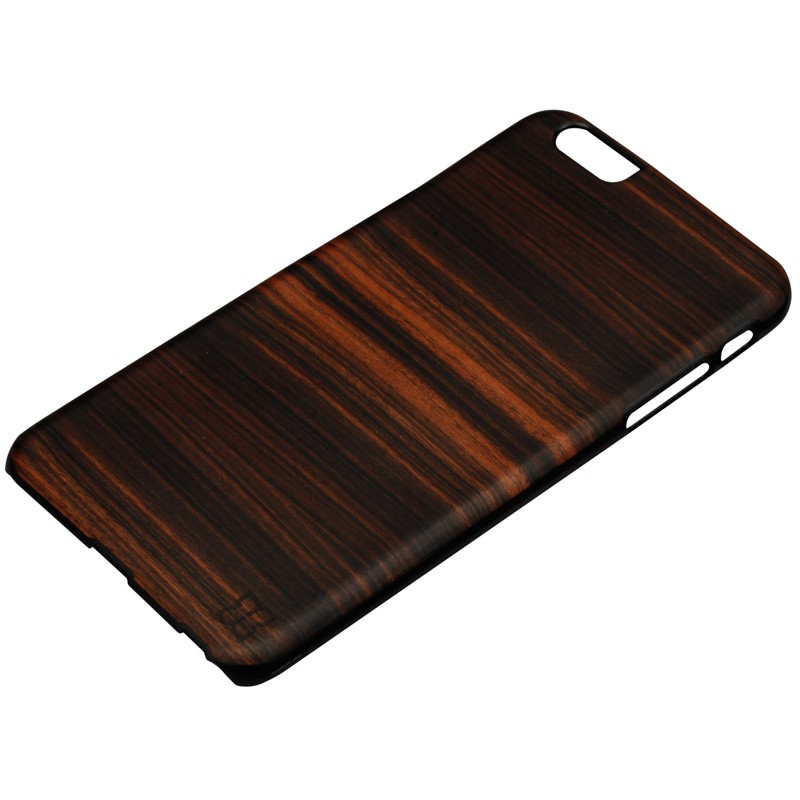 Man & Wood Houten Back Case Eboni iPhone 6 Plus / 6S Plus - 12