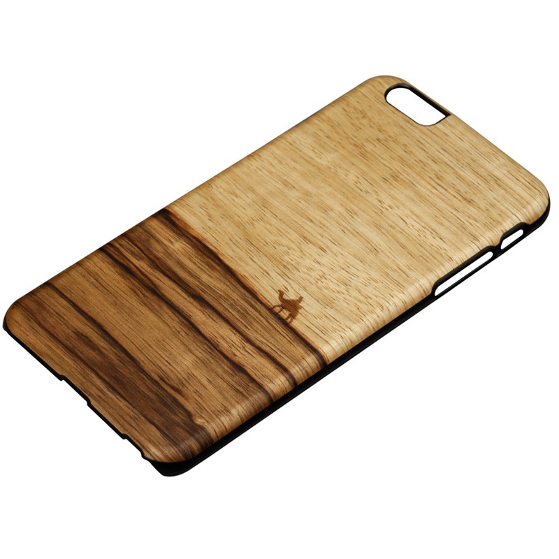 Man & Wood Houten Back Case Terra iPhone 6 Plus / 6S Plus - 2