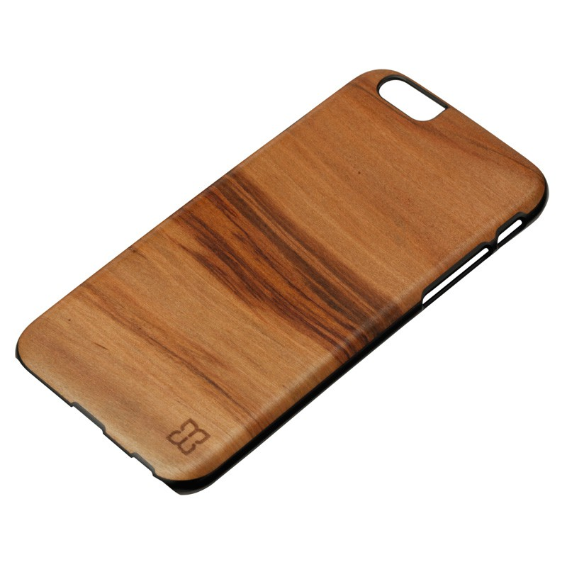 Man & Wood Houten Back Case Capuccino  iPhone 6 / 6S - 2