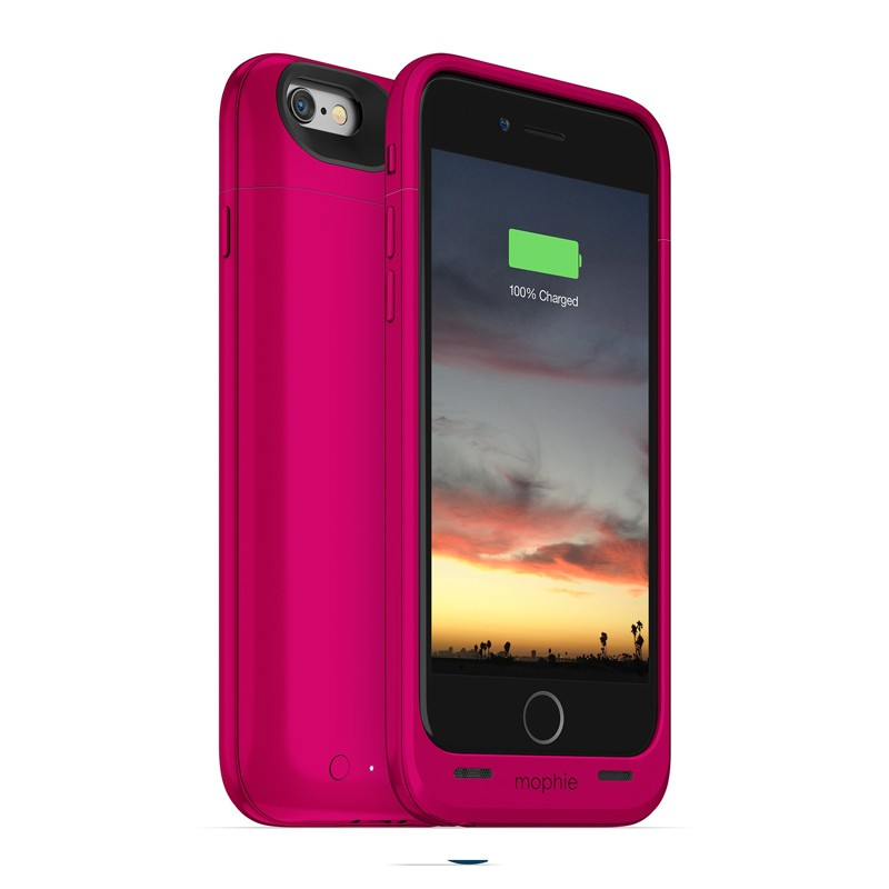 Mophie Juice Pack Air iPhone 6 Pink - 1