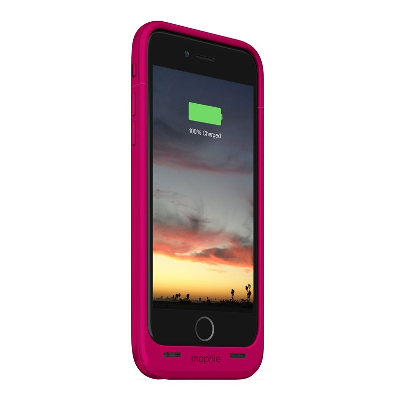 Mophie Juice Pack Air iPhone 6 Pink - 2