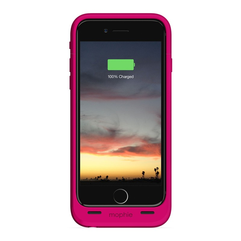 Mophie Juice Pack Air iPhone 6 Pink - 3
