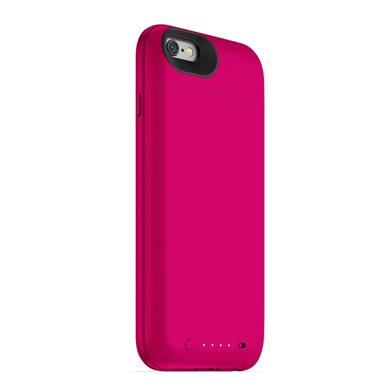 Mophie Juice Pack Air iPhone 6 Pink - 4
