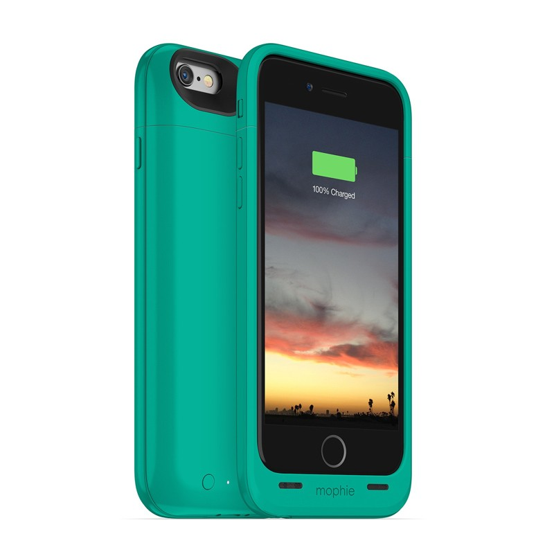 Mophie Juice Pack Air iPhone 6 Green - 1