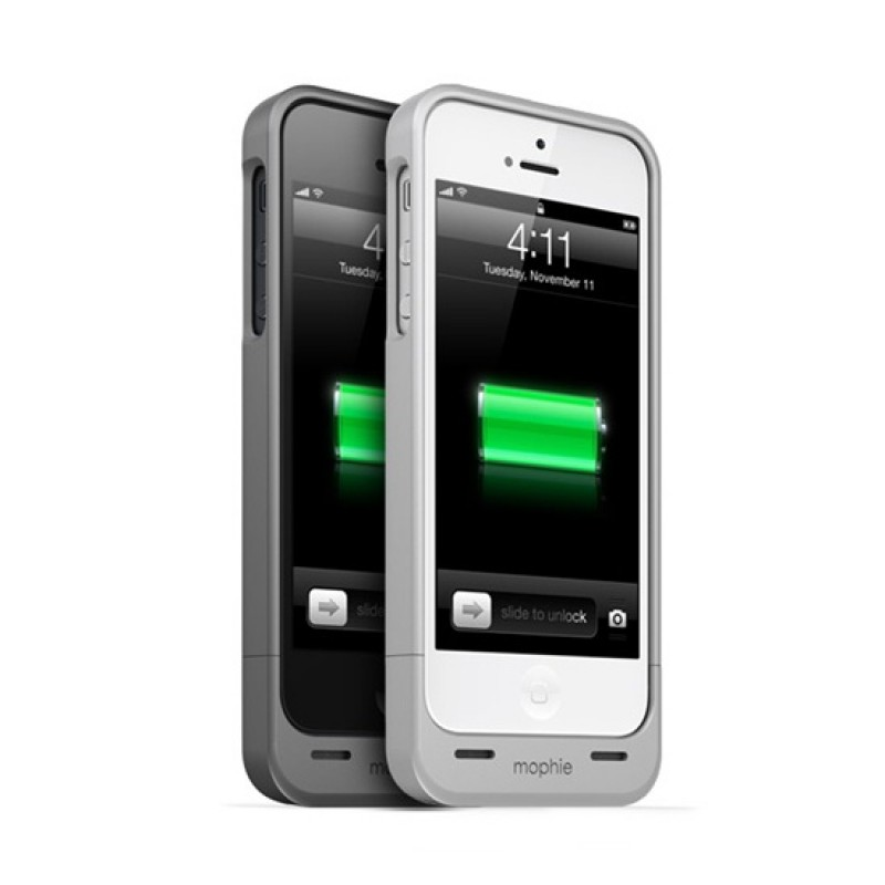 mophie juice pack helium iPhone 5 Black - 2
