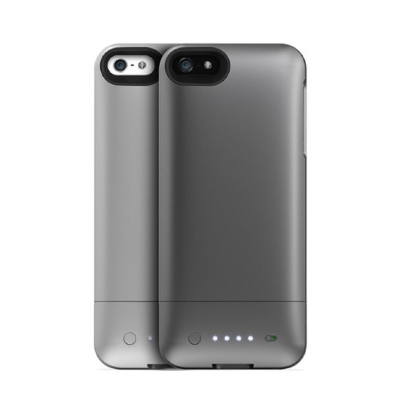 mophie juice pack helium iPhone 5 Black - 4
