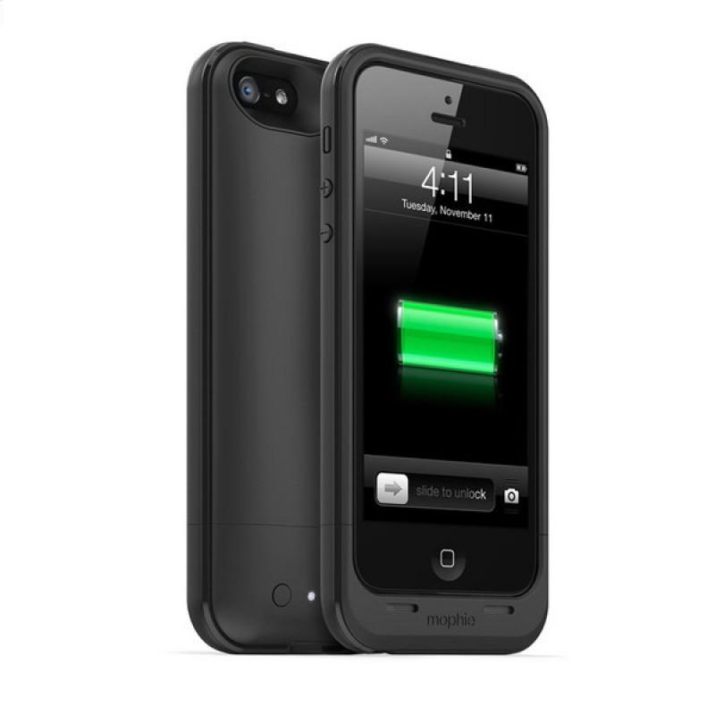 mophie juice pack plus iPhone 5 Black - 1