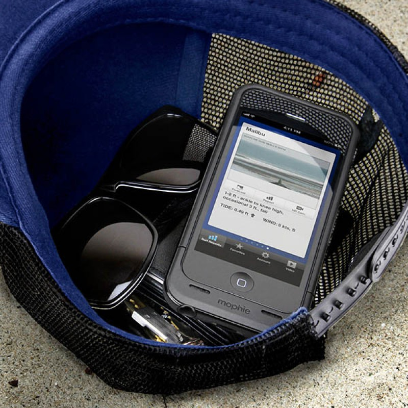 mophie juice pack plus iPhone 5 Black - 6