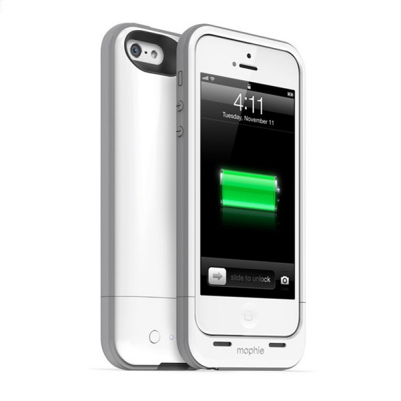 mophie juice pack plus iphone 5 White - 1