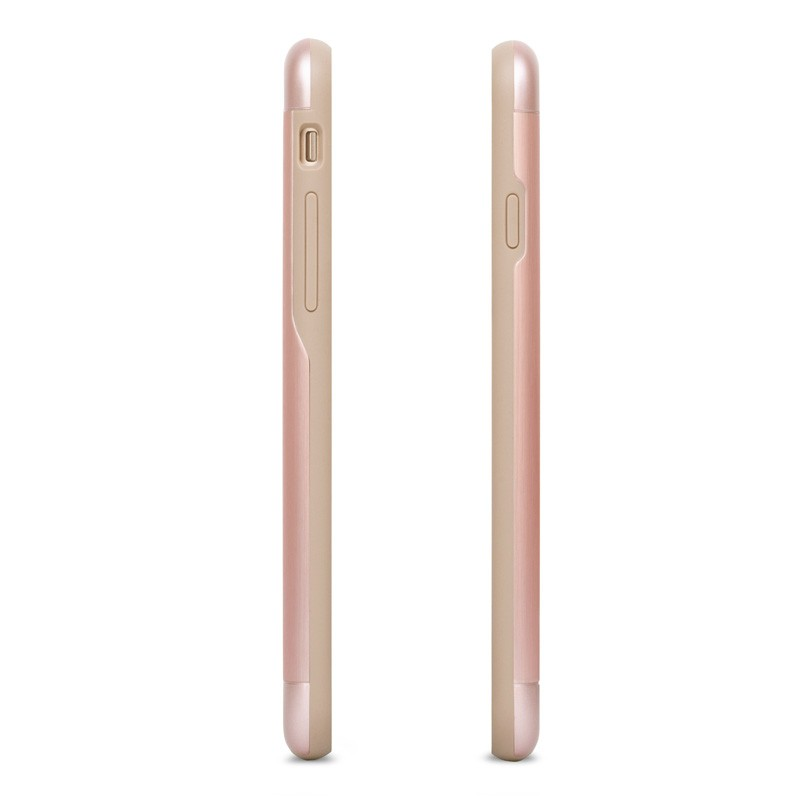 Moshi iGlaze Armour iPhone 7 Rose Gold - 5
