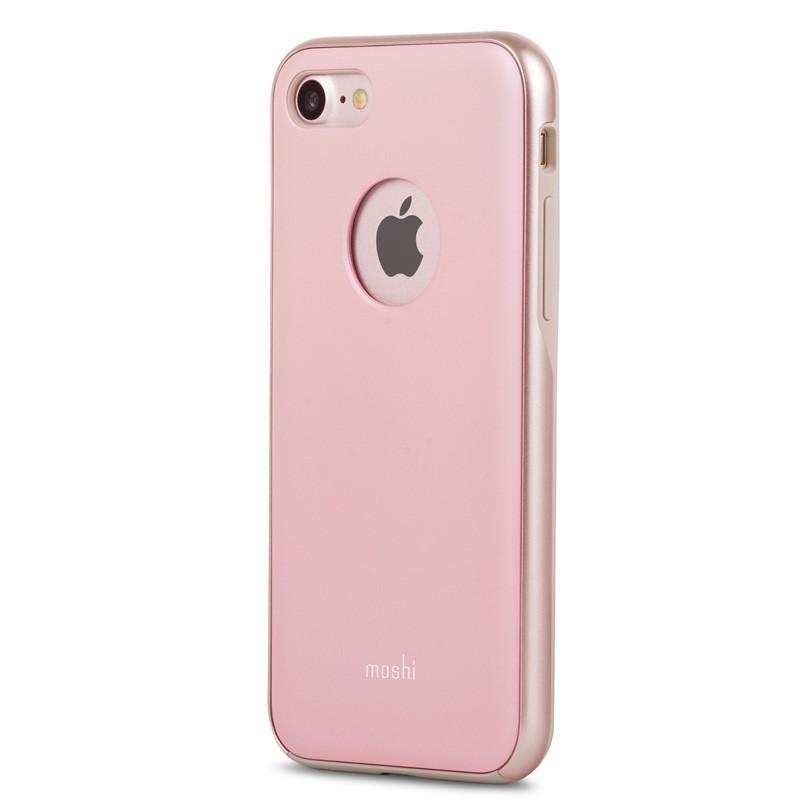 Moshi iGlaze Napa iPhone 7 Blush Pink - 2