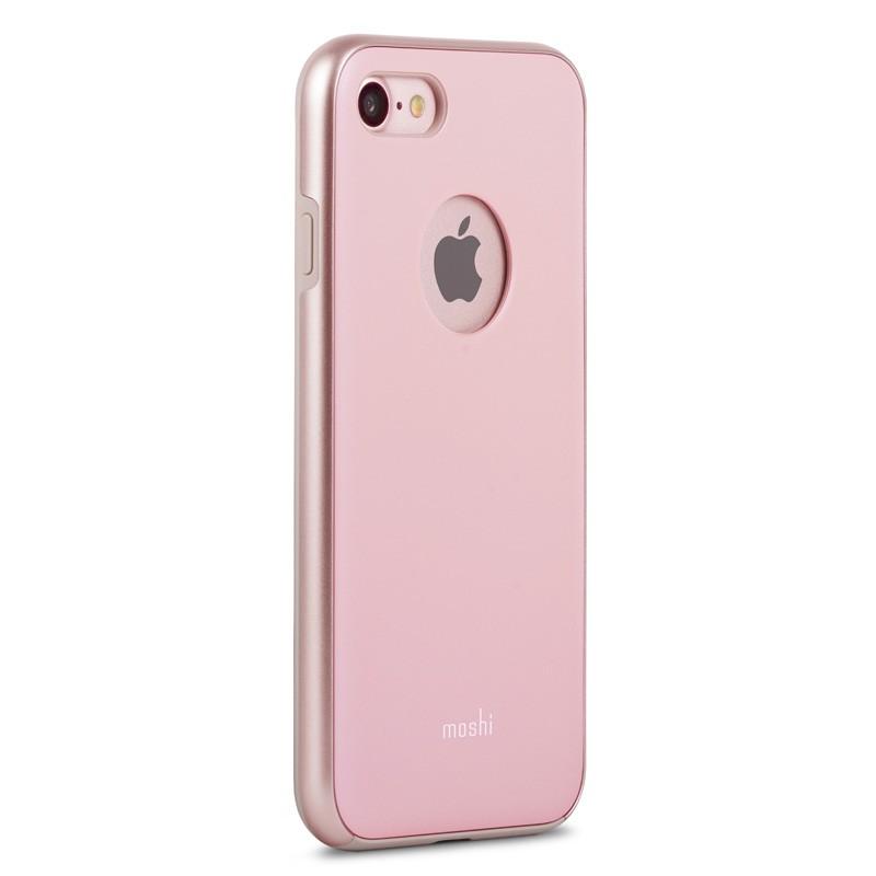 Moshi iGlaze Napa iPhone 7 Blush Pink - 3