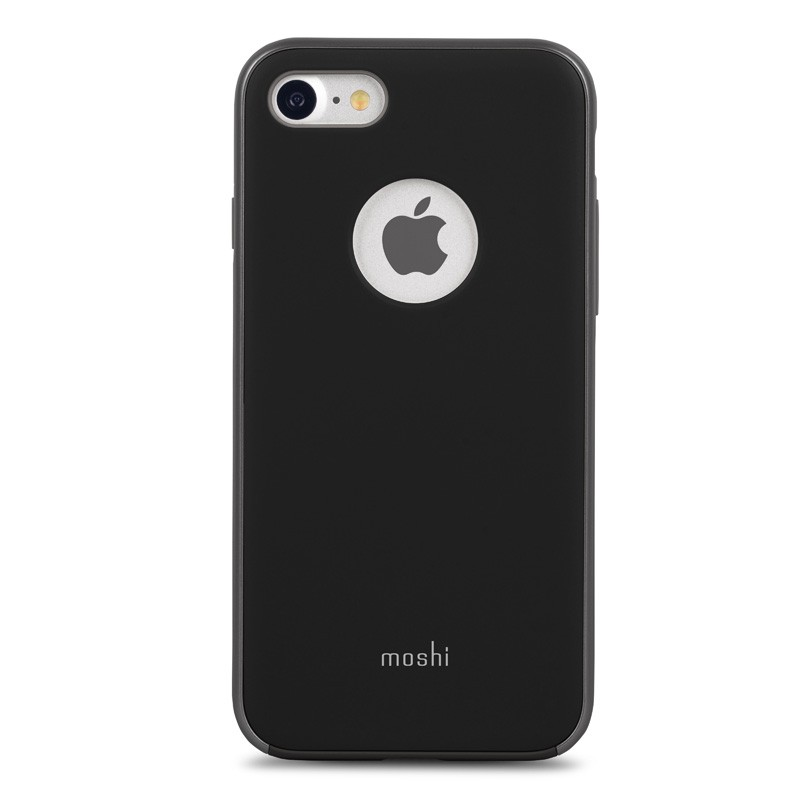Moshi iGlaze Napa iPhone 7 Metro Black - 1