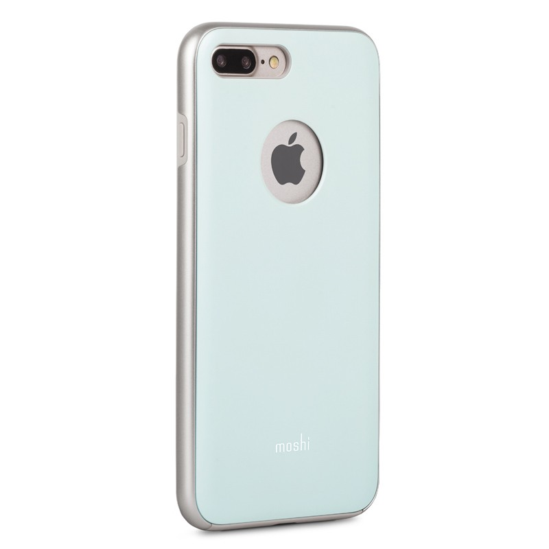 Moshi iGlaze Napa iPhone 7 Plus Powder Blue - 3