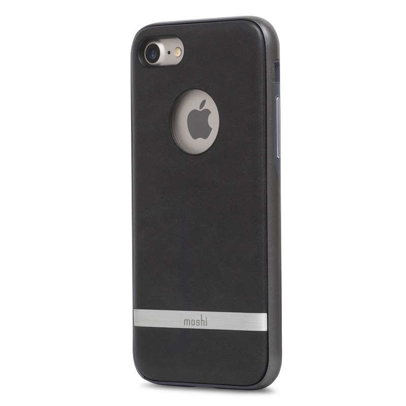 Moshi iGlaze Napa iPhone 7 Charcoal Black - 2