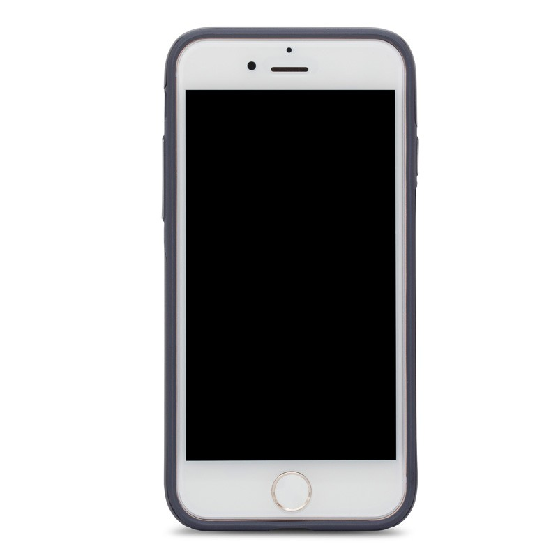 Moshi iGlaze Napa iPhone 7 Charcoal Black - 4