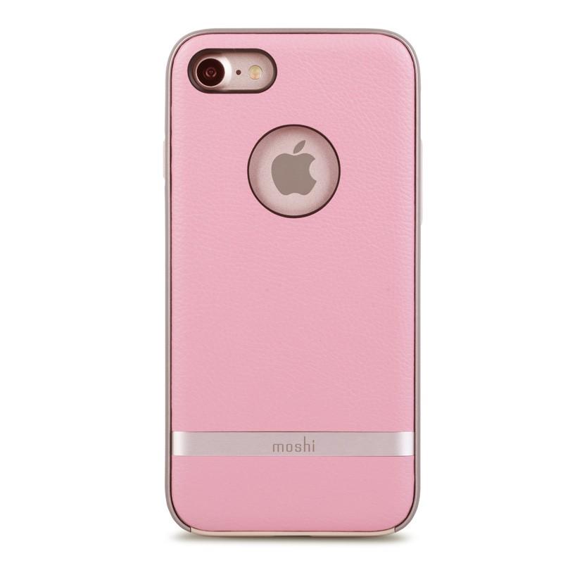 Moshi iGlaze Napa iPhone 7 Melrose Pink - 1